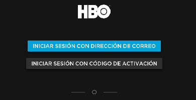 iniciar sesion hbo